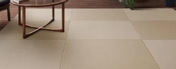 和紙表のカラーデザイン畳画像