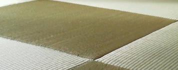 目積表のカラーデザイン畳画像