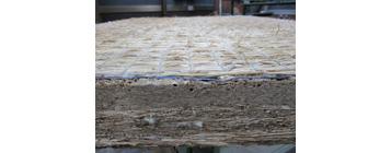 昔ながらの稲わら良質畳床